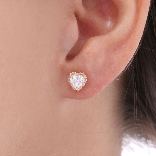 Brinco sabrina joias coração em zirconia. 1690217. 119990-00-00 1 215551c329