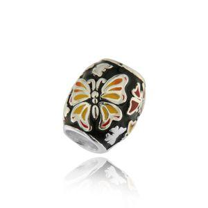 Murano desejos prata borboletas
